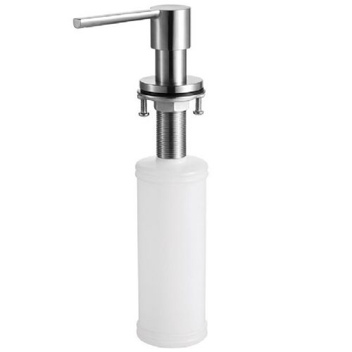 Caple Stainless Steel Soap Dispenser